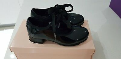 BLOCH-Girls-Tap-Shoes-in-Black-Colour - size 8.5 toddler