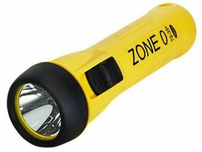 Wolf Safety TS-35+, ATEX, IECEx LED Torch