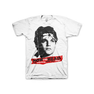 Officially Licensed Karate Kid Now Use Head Men's T-Shirt s-XXL Sizes