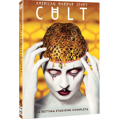 American Horror Story - Stagione 07 (3 Dvd)  [Dvd Nuovo]
