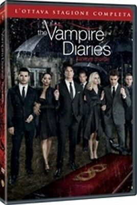 The Vampire Diaries - L'amore morde - Stagione 8 (3 DVD)