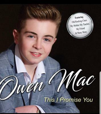 Owen Mac This I Promise You Cd 2018