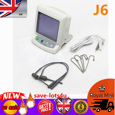 Dental Apex Locator Measurement Root Canal Finder Endodontics LCD Display J6 UK