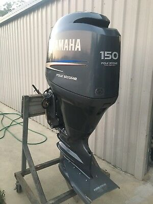 Yamaha 150 Hp Four Stroke Can Freight Australia Wide