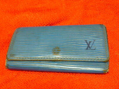 Pre-owned LOUIS VUITTON  Epi 4 Key holder Red From Japan 108