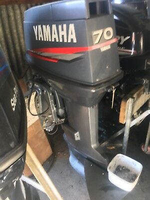 Yamaha 70 Hp Can Freight Australia Wide