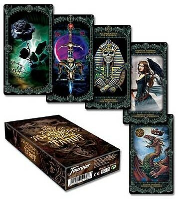 Alchemy England Tarot Deck Cards Wiccan Pagan Metaphysical