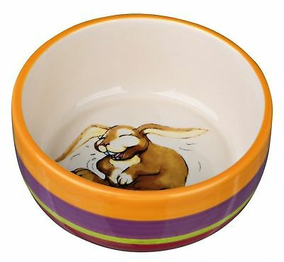 Trixie 60803 Ceramic Dog Bowl – Rabbit