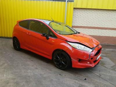 2017 FORD FIESTA ST-LINE RED EDITION 1.0 PETROL EC, category S