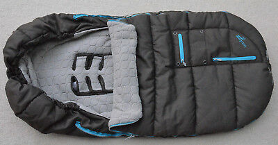 JJ Cole Arctic Bundleme, Arctic model - much warmer - Cocoa/Lagoon, Toddler