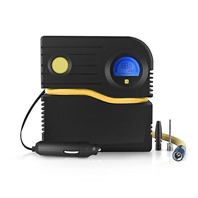 Car Auto Digital Tire Inflator 12V DC 120 PSI Tire Pump Portable Digital Gauge