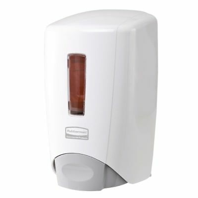 Rubbermaid Flex™ Manual Soap Dispenser - 500ml - White