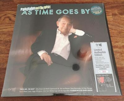 2 LP: Paul Kuhn - As Time Goes By, Strictly Limited Edition, 180gr Vinyl