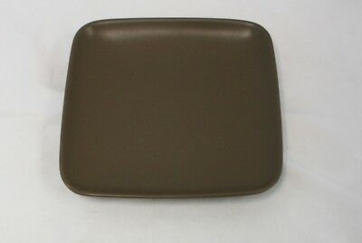 Gibson Housewares Designs Paradiso Mink Small Square Serving Platter