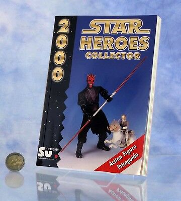 STAR WARS Gelegenheit STAR HEROES COLLECTOR 2000 Action Figure Priceguide Intern