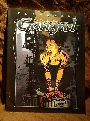 WW 2352 Clanbook Gangrel - Vampire the Masquerade - World of Darkness