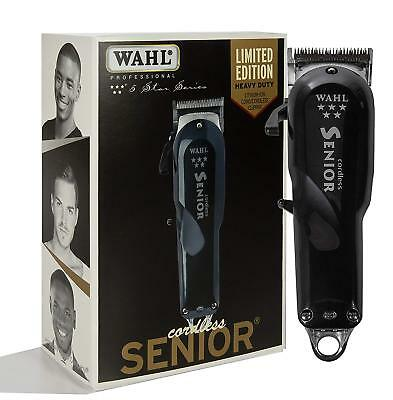 Wahl Professional 5-Star Series Cordless Senior Clipper NEW