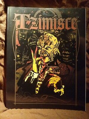 WW 2361 Clanbook Tzimisce - Vampire the Masquerade - World of Darkness