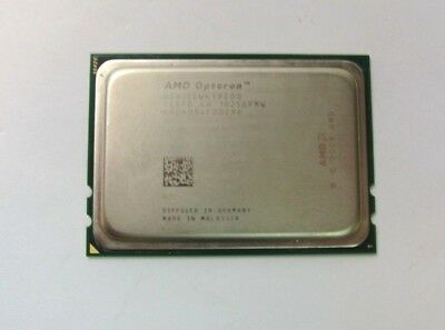 Tested AMD Opteron 6128 2.0Ghz 8 Core G34 CPU OS6128WKT8EGO