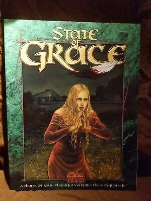 WW 2427 State of Grace - Vampire the Masquerade - World of Darkness