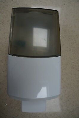 Manual Wall Mounted Refillable Soap Dispenser - 1000ml - White