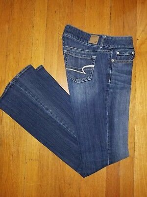 American Eagle Artist Womens Jeans Size 8 Long
