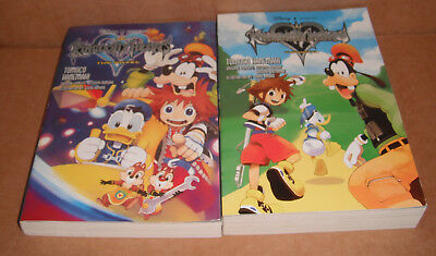 Kingdom Hearts & Kingdom Hearts: Chain of Memories Novels Set English