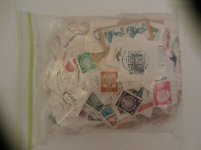 Bag of Stamps from Germany