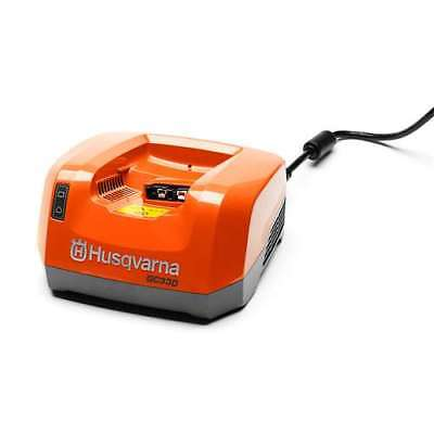 Husqvarna High Performance Lithium-Ion Battery Charger for 2.1 & 4.2 Ah (Used)