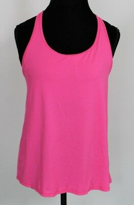 a0c4865b92e49 VICTORIAS SECRET VSX Sport Size Small Hot Pink Athletic Tank Top ...
