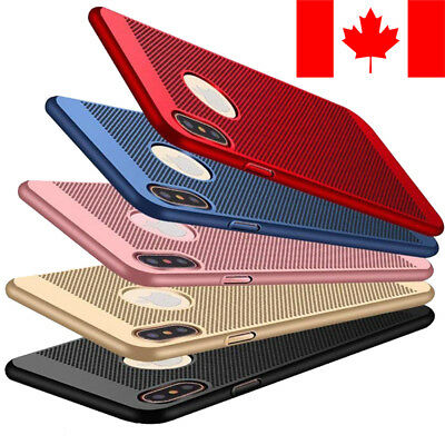 Ultra Slim Mesh Grid Case Cover For Apple Iphone Xr