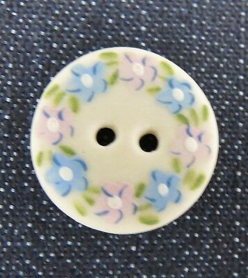 Handmade Porcelain Buttons, Arel Mishory, The Hands Work, Free Shipping