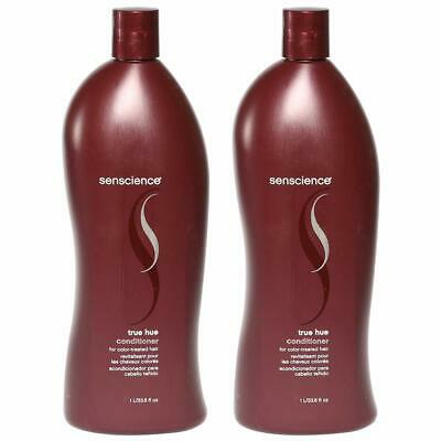 Senscience Shampoo + Conditioner Liter 33.8oz duo PICK YOUR TYPE ONE