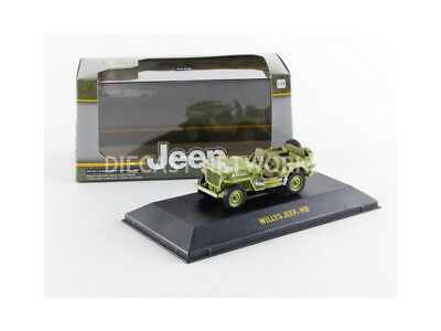 Greenlight Collectibles - 1/43 - Jeep C7 Army - 1944 - 86307