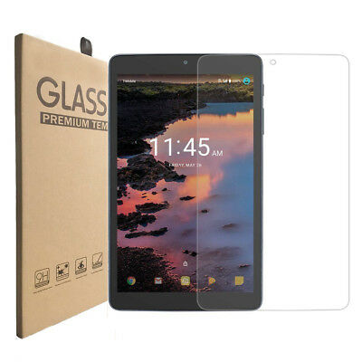 Tempered Glass LCD Screen Protector Scratch Proof Shield for Alcatel A30 9024W