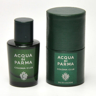Acqua di Parma COLONIA CLUB EDC 5 ml Mini Perfume Miniature New in Box