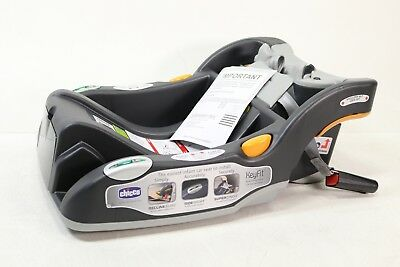 Chicco KeyFit Infant Car Seat Base, Anthracite 06079020990070 - New Other