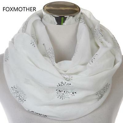 Mulberry Tree Infinity Scarf