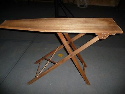 Wooden Vintage Ironing Board Hall stand pick up Fitzroy North