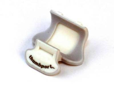 Solexa Thumbport For Flutes FREE SHIPPING, Thumb port for Right Hand Support