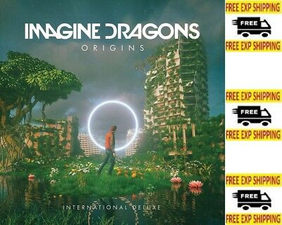 Origins by Imagine Dragons Audio CD Rock  NEW BEST SELLING 602577167935 NEW