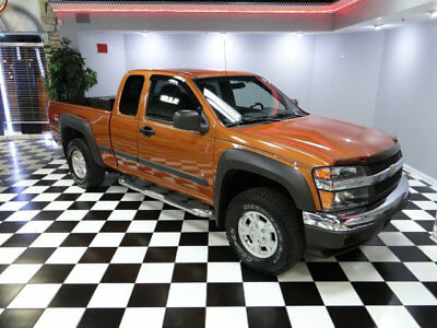 2006 Chevrolet Colorado LT2 Ext. Cab 4WD 2006 Chevy Colorado LT2 Extended Cab 4x4 Z71 1 Adult Owner Nerf Bars Super Clean