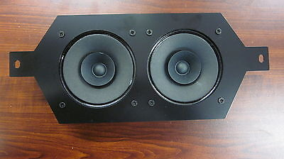 Valiant VF VG VE Under Dash Twin Speaker for New Audio Systems suit Pacer 770