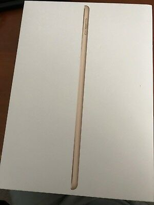 Apple iPad Air 2  (EMPTY BOX)  - Gold Tablet (No Contents, EMPTY BOX ONLY)