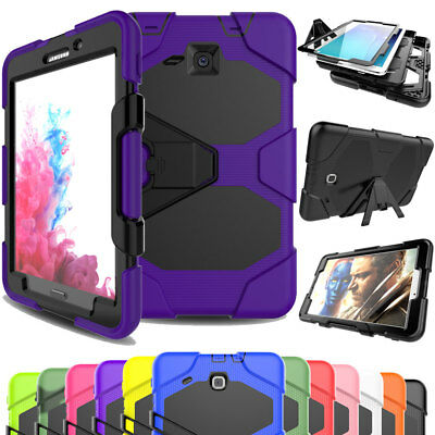 Armor Heavy Duty Stand Full Cover Case For Samsung Galaxy Tab A 7 Inch T280 T285