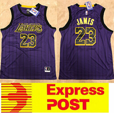 the latest 19a90 8ade3 LOS ANGELS LAKERS Lebron James jerseys, Gold, Black, Purple ...