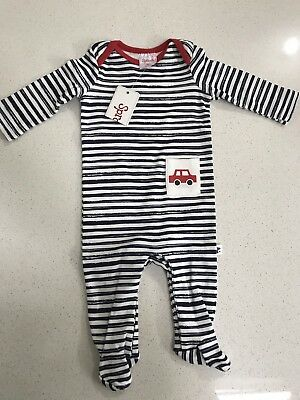 NEW Boys SPROUT Long Jumpsuit. Size 000. NWT