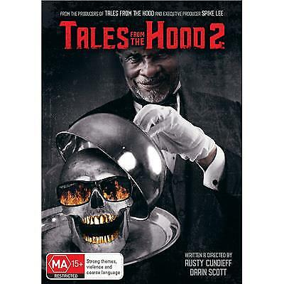 Tales From The Hood 2 Dvd, New & Sealed, 2018 Release, R4, Free Priority Post