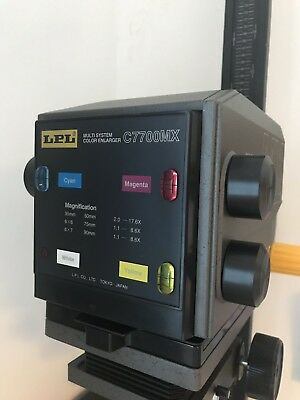 LPL Ampliadora Enlarger C7700MX