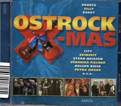 Ost-Rock X-Mas (Christmas Hits Made in GDR) von Various | CD | Zustand sehr gut